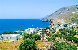 Meerblick Four Seasons apartments, Sfakia, Kreta